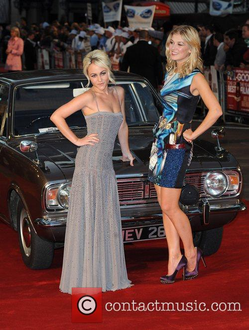Rosamund Pike and Jaime Winstone 4