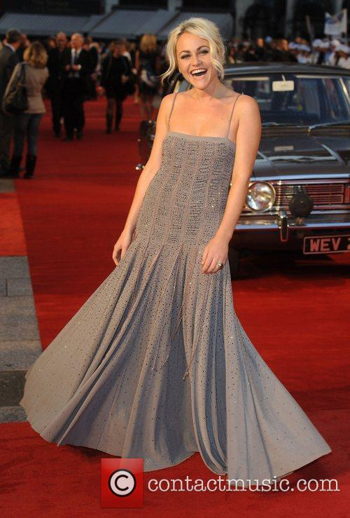 Jaime Winstone at the premiere of Made In...