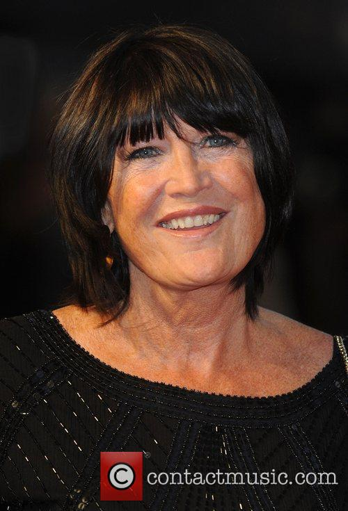 Sandie Shaw at the premiere of Made In...