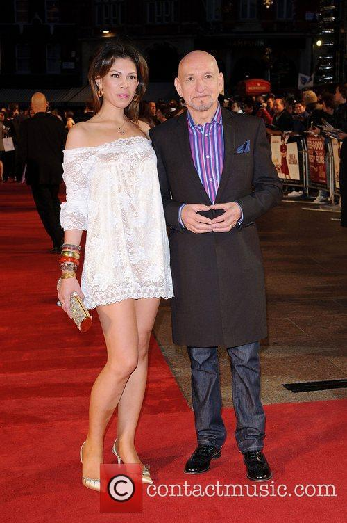 Daniela Lavender and Ben Kingsley,  Made In...