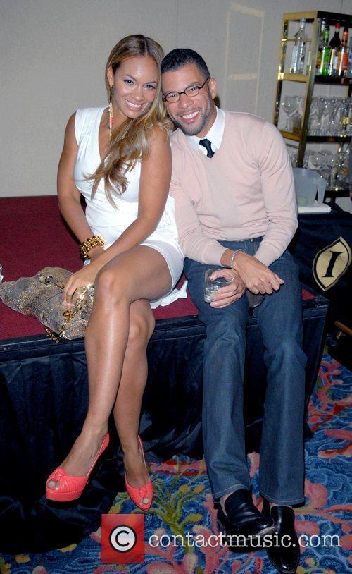 VH1 'Basketball Wives' Evelyn Lozada and Al Reynold...