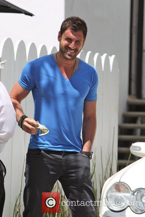 Maksim Chmerkovskiy and Dancing With The Stars 14