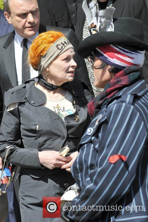 Vivienne Westwood, Sex Pistols and Adam Ant 4
