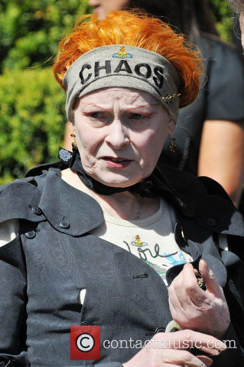 Vivienne Westwood and Sex Pistols 3