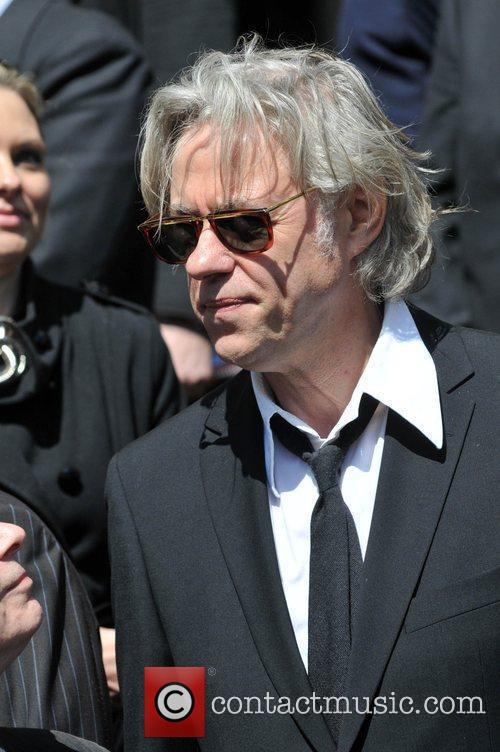 Bob Geldof and Sex Pistols 4