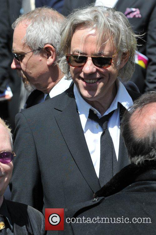 Bob Geldof and Sex Pistols 5