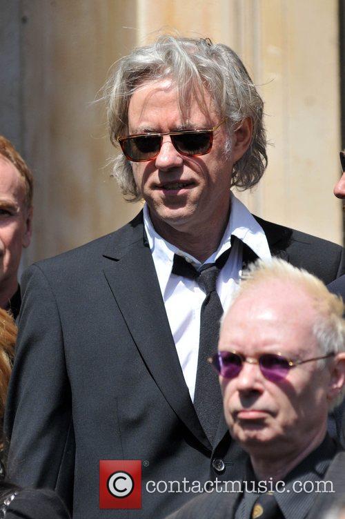 Bob Geldof and Sex Pistols 3