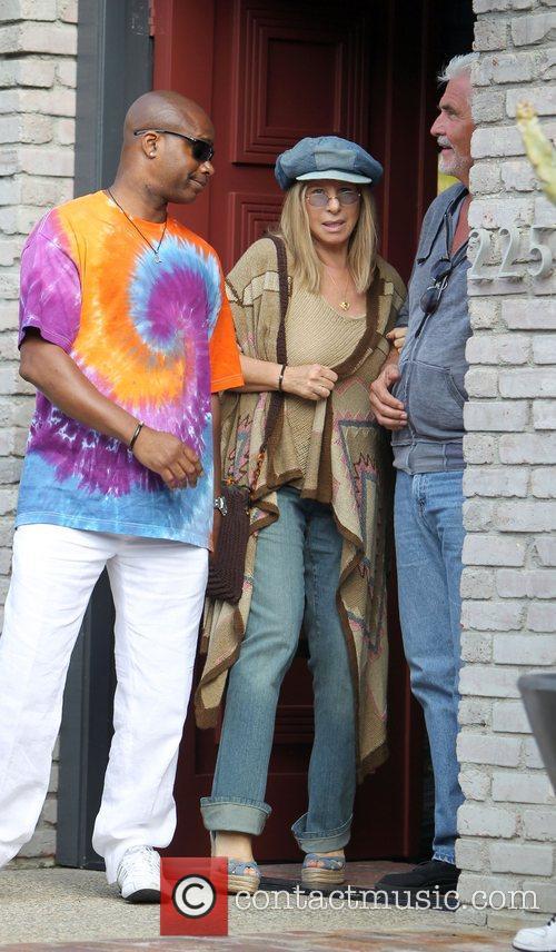 Barbra Streisand and James Brolin 10