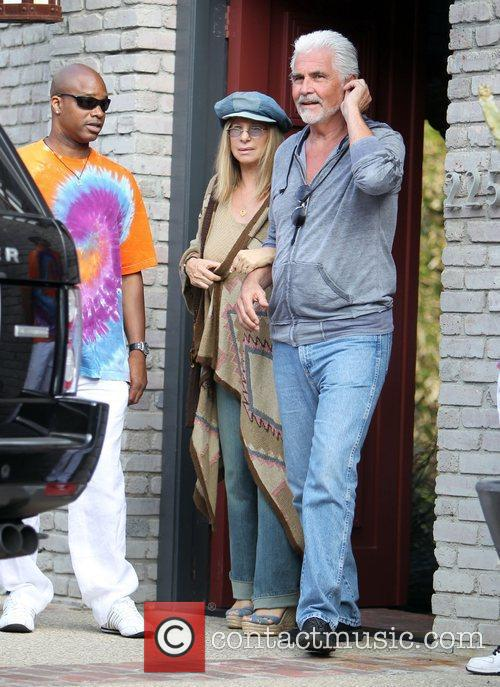 Barbra Streisand and James Brolin 6