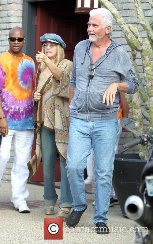 Barbra Streisand and James Brolin 8