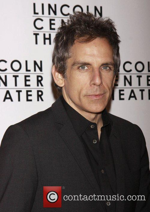 Ben Stiller Opening night after party for the...