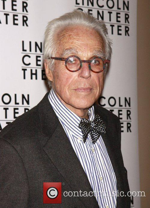 John Guare Opening night after party for the...