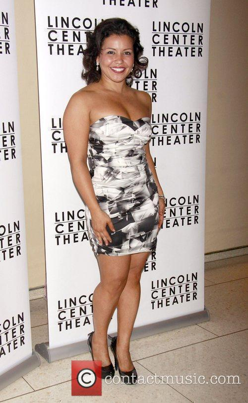 Opening night after party for the Lincoln Center...