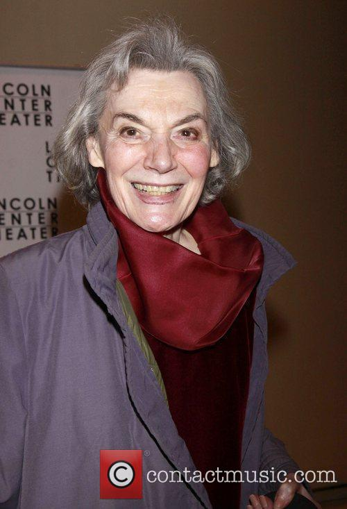 Marian Seldes Opening night after party for the...