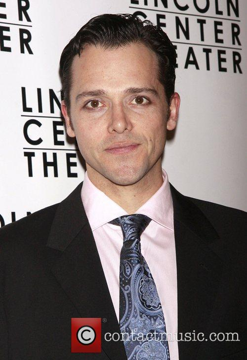 Nick Mennell Opening night after party for the...