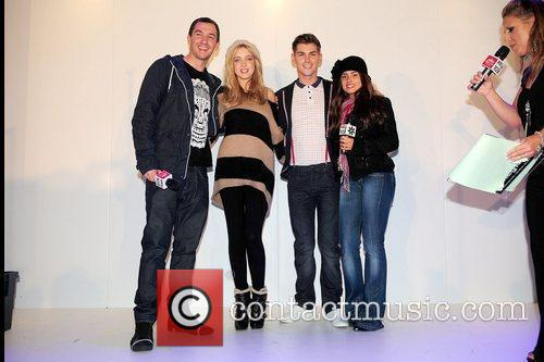 Anthony Quinlan, Kieron Richardson and Lights