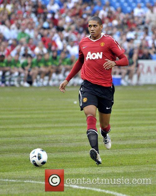 Chris Smalling Manchester United vs Celtic FC pre-season...