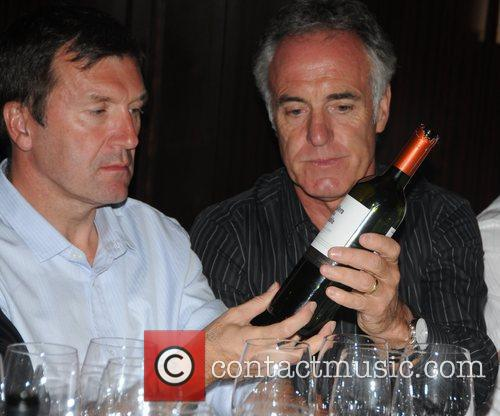 John Alexander and Eric Steele Manchester United at...
