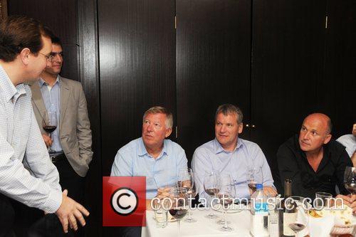 Sir Alex Ferguson and David Gill 3