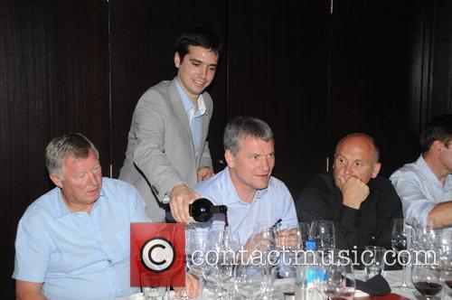 Sir Alex Ferguson and David Gill 6