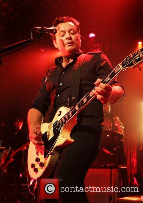 James Dean Bradfield and Manic Street Preachers 8