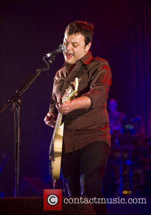 James Dean Bradfield and Manic Street Preachers 9