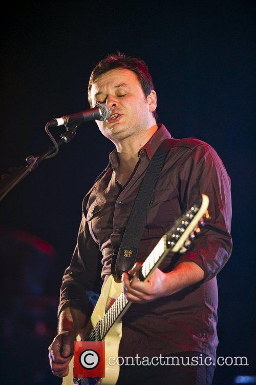James Dean Bradfield and Manic Street Preachers 2