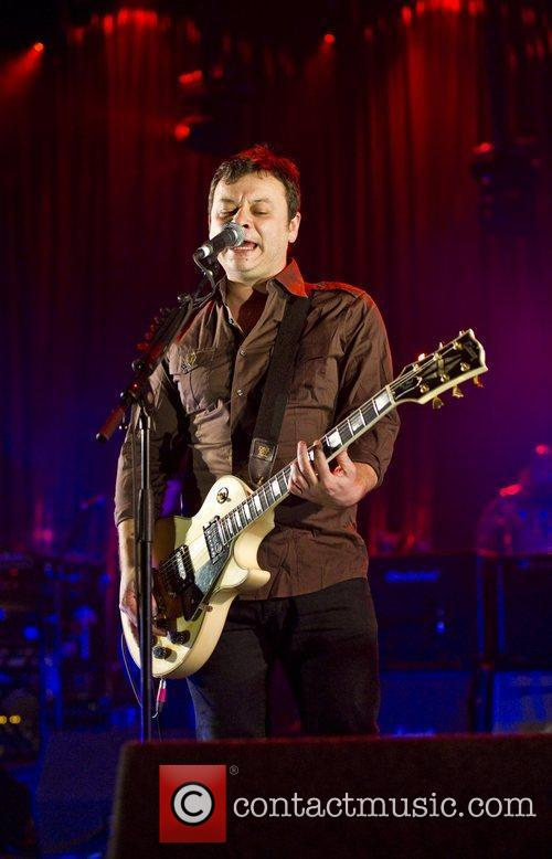 James Dean Bradfield and Manic Street Preachers 11