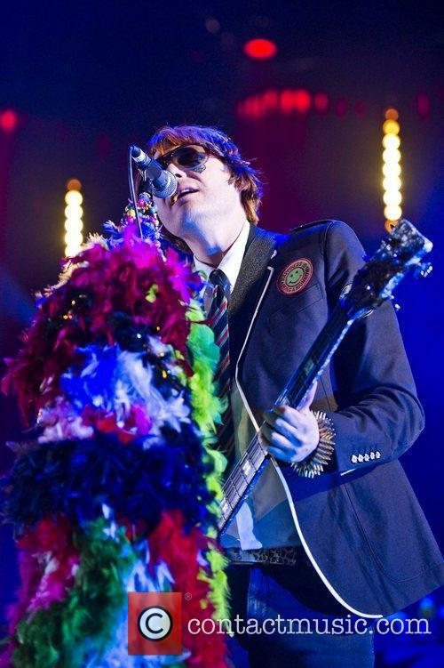 Nicky Wire and Manic Street Preachers 6