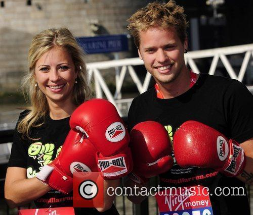 Holly Branson and Sam Branson  Photocall for...