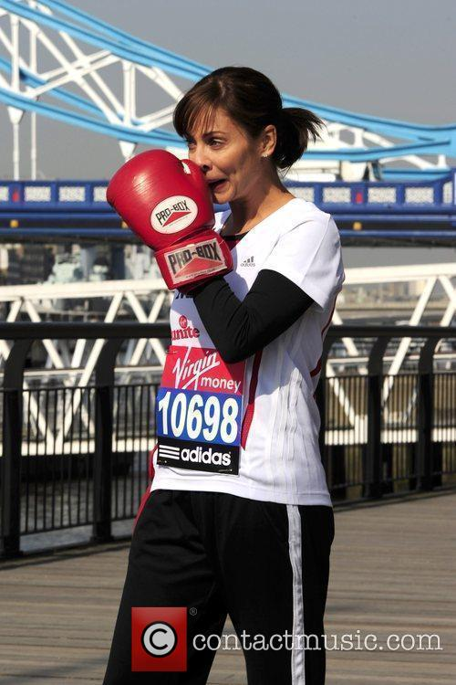 Natalie Imbruglia Photocall for the 2010 Virgin London...