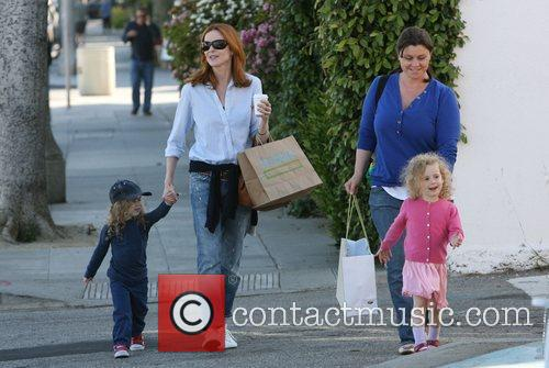 Desperate Housewives and Marcia Cross 6