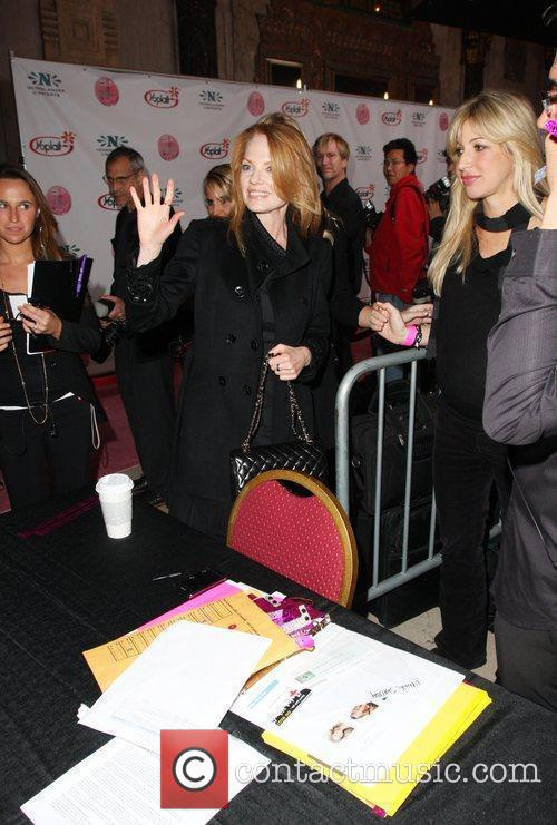 Marg Helgenberger and Sheryl Crow 5