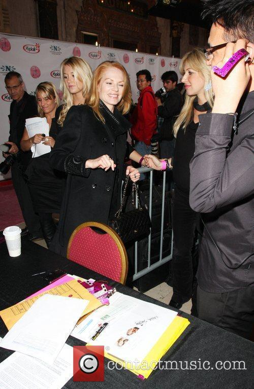 Marg Helgenberger and Sheryl Crow 4