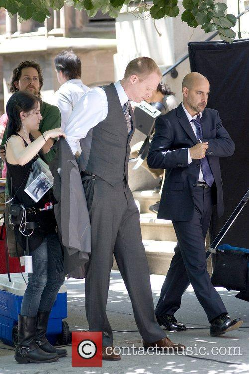 Paul Bettany and Stanley Tucci on the film...