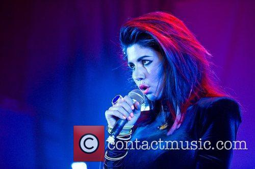 Marina and the Diamonds performing live at the...