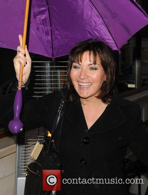 Lorraine Kelly Mark Heyes Book Launch Party at...