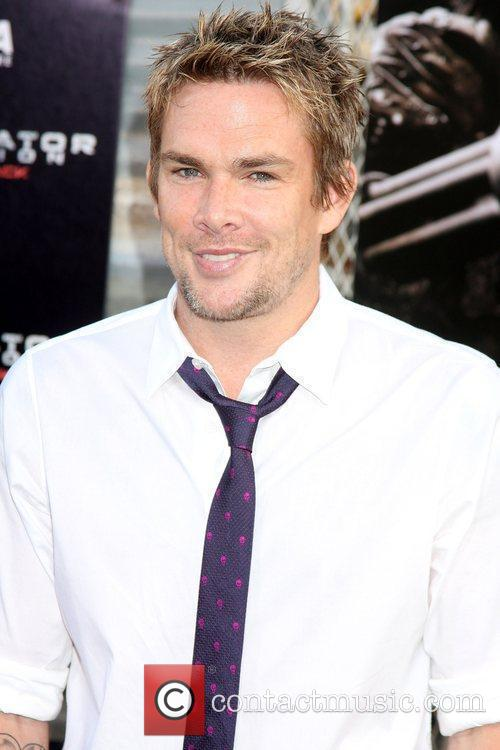 Mark Mcgrath and Terminator 1