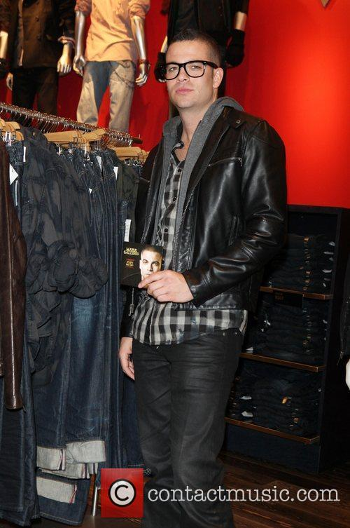 Mark Salling' s 'Pipe Dreams' cd signing is...