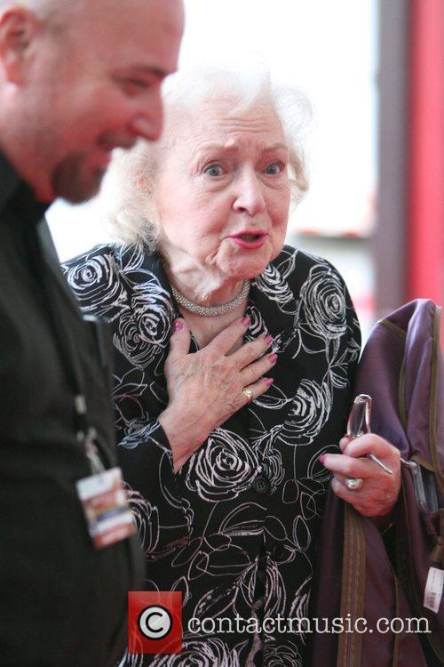Betty White 12th annual Mark Twain Award for...