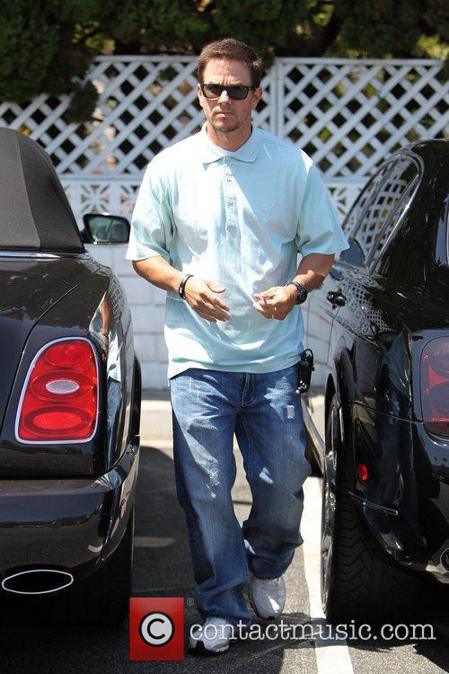 Seen leaving Bristol Farms in West Hollywood with...