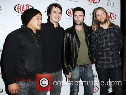 Gene Hong, Sam Farrar, Adam Levine, James Valentine...