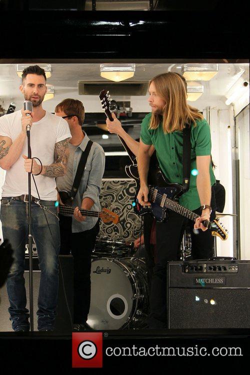 Adam Levine and James Levine 2