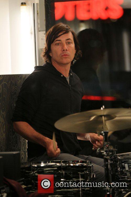 Matt Flynn shooting scenes for Maroon 5's upcoming...