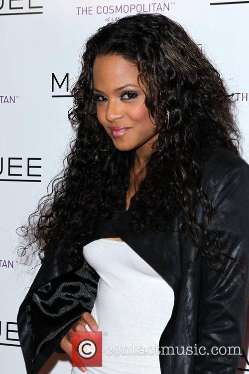 Christina Milian and Las Vegas 1