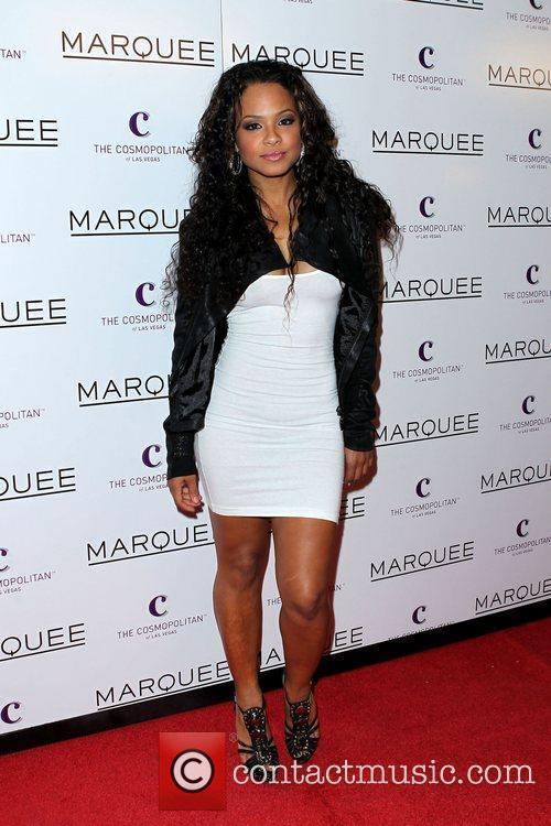 Christina Milian and Las Vegas 2