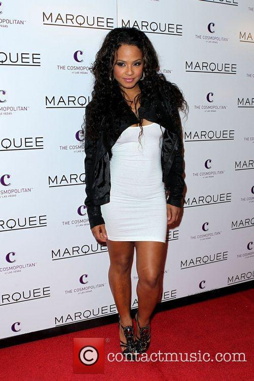 Christina Milian and Las Vegas 4