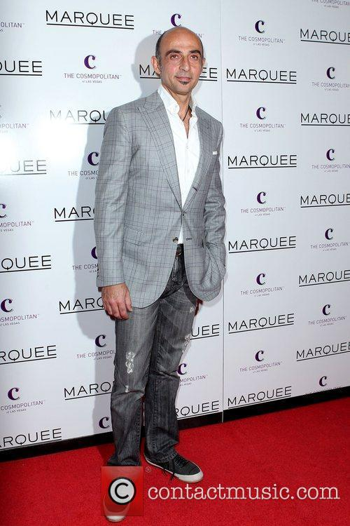 Grand Opening of Marquee Nightclub at The Cosmopolitan...