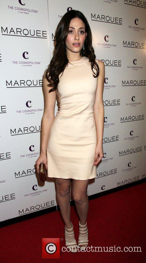Emmy Rossum, Celebration and Las Vegas 8