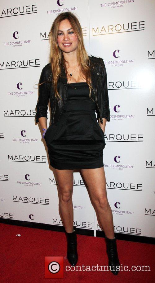 Irina Shayk, Celebration and Las Vegas 1
